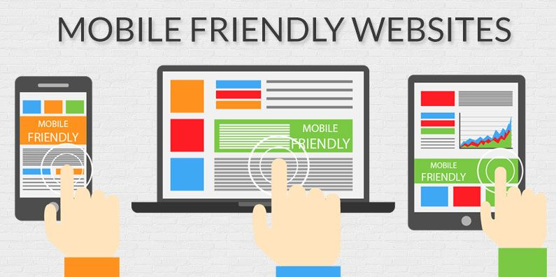 6 Reasons Why You Need A Mobile-Friendly Website