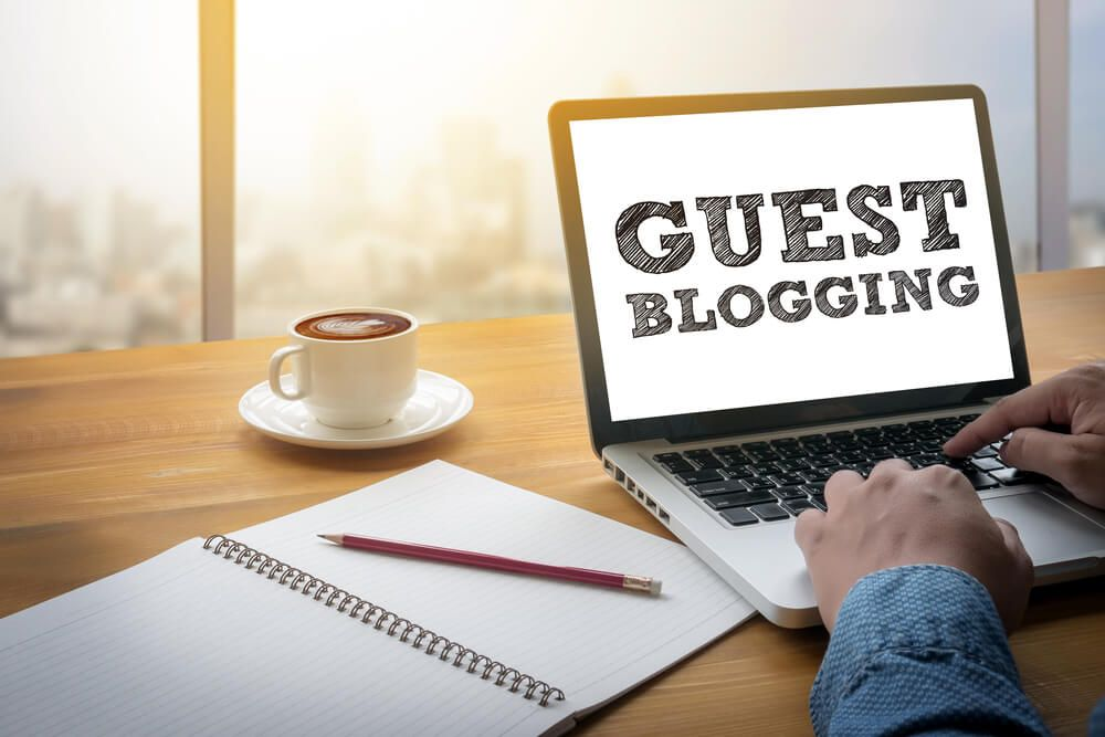 Seven Major Benefits Of Guest Blogging